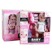 Детская интерактивная Кукла 30803-A-A3