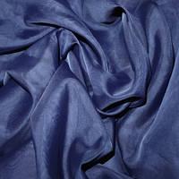 Тюль вуаль (шифон), Турция, цвет кобальт