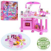 """Кухня детская со световыми и звуковыми эффектами """"Winx"""" арт. 0003"""