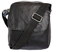 Мужская сумка вертикальной формы из натуральной кожи 300154