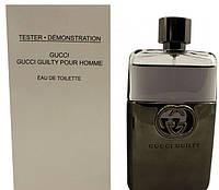 Gucci Guilty Pour Home тестер (гуччи гилти пур хом)