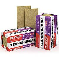 Утеплитель минеральная вата ТЕХНОБЛОК СТАНДАРТ 1200*600*100
