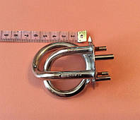Тэн для электрочайников Tefal 800W / 220V латунный (хромированный) без бортика
