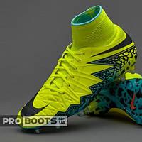 Детские футбольные бутсы Nike Hypervenom Phantom II FG Junior Euro 2016
