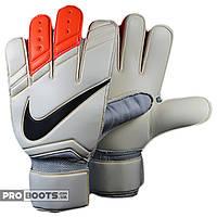 Вратарские перчатки Nike GK Vapor Grip3 Classic Cut White Orange