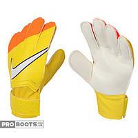 Детские вратарские перчатки Nike GK JR Match Yellow