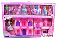 Кукольный домик с аксессуарами 288-14В