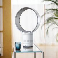 "Безлопастной вентилятор Bladeless Fan 10"", 5 режимов, функция поворота кольца,  пластик, 35 Вт"