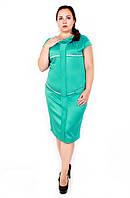 Коктейльное платье размер плюс Маргарет (48-54), фото 1