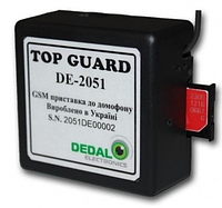 GSM приставка к домофону TOP GUARD DE-2051