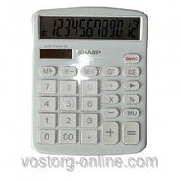 Калькулятор Sharp 237. Настольный средний калькулятор. Офисная техника. Бухгалтерські калькулятори