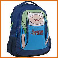 Школьный портфель KITE Adventure Time 974 | Время приключений