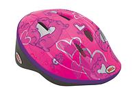 Велошлем детский Bell Bellino розовый Heart Animals (GT 12)