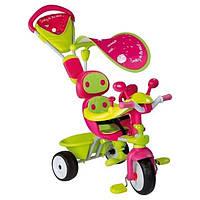 Трехколесный велосипед Smoby