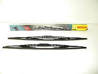 Щетки каркасные на Рено Трафик 2001-> (комплект) BOSCH Twin 600/550мм - 3397001543