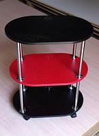 Столик журнальный, стол в зал ожидания V58