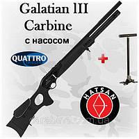 HATSAN Galatian lll Carbine с насосом