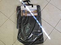 Комплект оригинальных текстильных ковриков для BMW X1 (E84) SDrive с серой окантовкой
