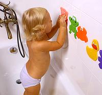 """Мини коврики для ванной """"Животные"""""""
