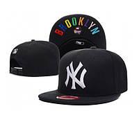 Кепка New Era New York Brooklyn Black-White