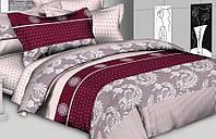Двуспальный набор постельного белья Ранфорс №186