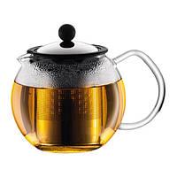 Заварочный чайник с прессом BODUM ASSAM хром 500 мл (1807-16)