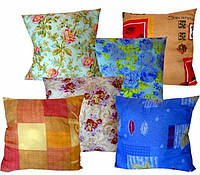 Подушка синтепоновая 50х70 см., разные цвета