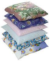 Подушка синтепоновая (50х70 см.) разные цвета