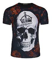 Дизайнерская мужская футболка