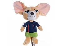 """Мягкая игрушка """"Зоо (мышка)"""" 24984-3, 21 см"""
