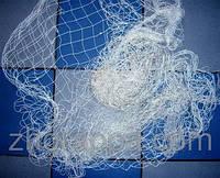 Сеть узловые дели из полиамидной (капроновой) нити (сети рыбацкие, капроновые)