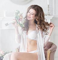 Комплект белья c чулками для невесты Miorre