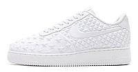Женские кроссовки Nike Air Force (найк аир форс низкие) белые