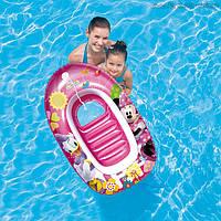 Лодка надувная Минни и Дейзи