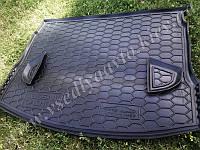 Коврик в багажник NISSAN Qashqai с 2006-2010 полноразмерный (AVTO-GUMM) полиуретан