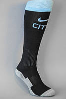 Гетры футбольные Nike ФК Манчестер Сити черные
