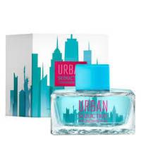 Туалетная вода Antonio Banderas Urban Seduction Blue for Women 100 ml(антонио бандерос)