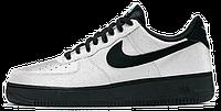 Мужские кроссовки Nike Air Force 1 (найк аир форс низкие) блестящие