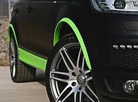 Расширители арок, накладки на арки Audi Q7 2005-2009  (супер качество)