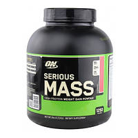 Гейнер Optimum Nutrition Serious Mass 2.722 кг