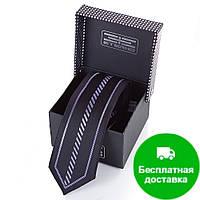 Мужской шелковый галстук ETERNO (ЭТЕРНО) EG644