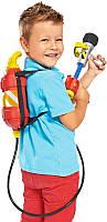Водный пистолет с рюкзаком Пожарный Сэм