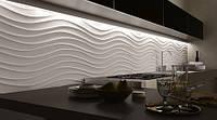 3d панели из гипса Бриз     500х500х18мм
