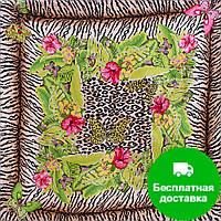 Лучший корпоративный подарок к праздникам платок шёлковый шейный женский VENERA (ВЕНЕРА) C270089-14