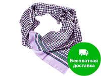 Лучший корпоративный подарок к праздникам шелковый платок шейный женский CODELLO (КОДЕЛЛО) C270225