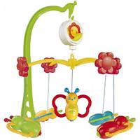 Детский музыкальный мобиль Бабочки Canpol Babies -75/003