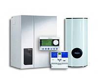 Котёл газовый конденсационный Buderus Logamax GB112-43 кВт