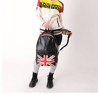 Рюкзак c принтом флага