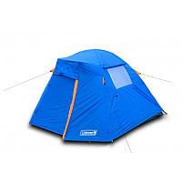 Комфортная и просторная палатка для туризма.