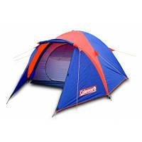 Двухслойная двухместная палатка с тамбуром